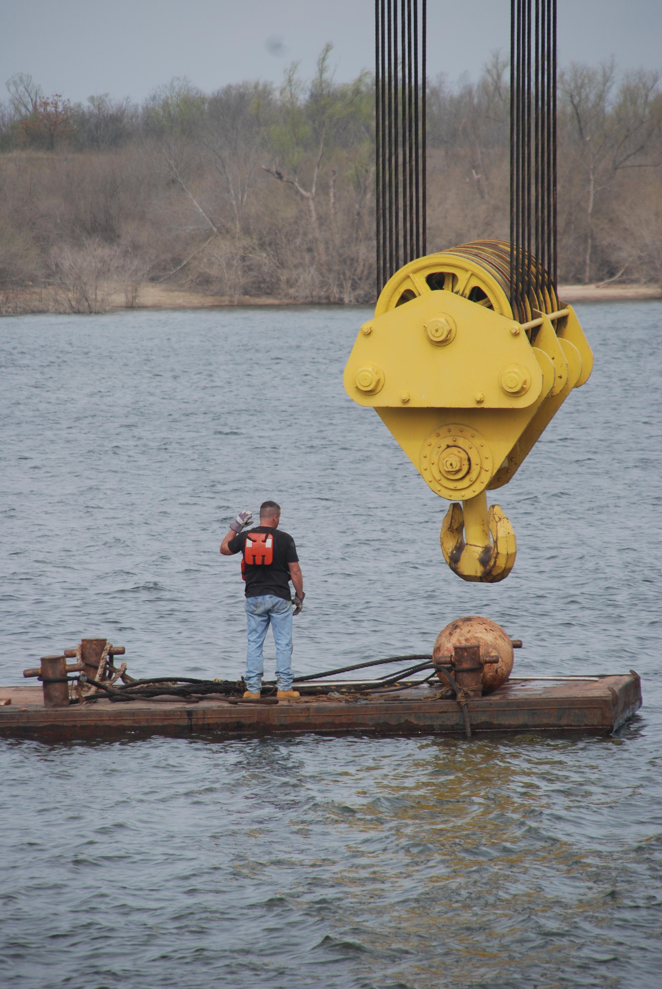 River Workers Injuries