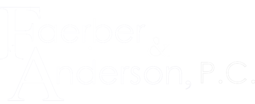 Verdicts and Settlements - Faerber & Anderson Personal